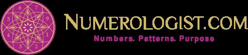 Numerologist Logo Advert