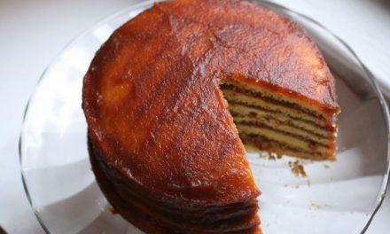 MOLASSES STACK CAKE RECIPE
