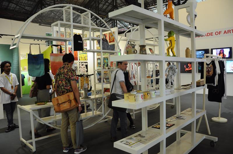 """Bertempat di Jogja National Museum, Art Jog 2018 Mengusung Tema """"Enlightenment"""" : Okezone Lifestyle"""