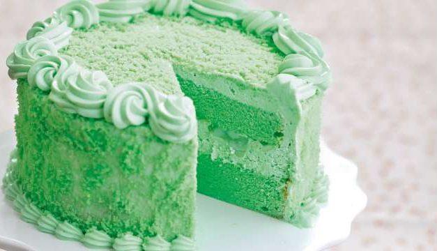 Buko Pandan Cake Recipe
