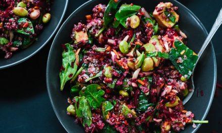 Colorful Beet Salad Recipe