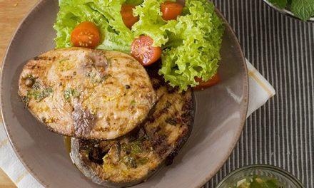 Tuna Steaks Recipe