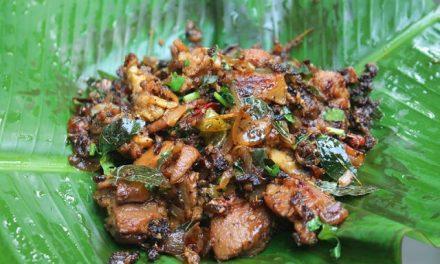 Pepper Mutton Roast Recipe