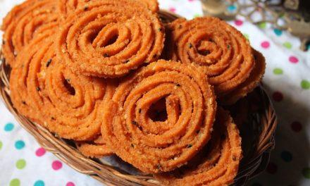 Rava Murukku Recipe / Sooji Chakkuli Recipe / Sooji Chakli Recipe