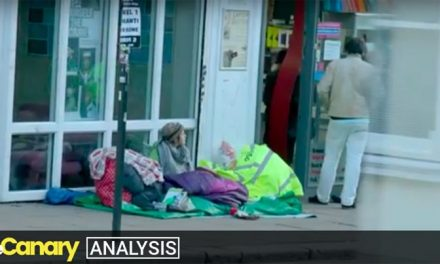 A GP's emotional plea shows how Tory austerity is killing homeless people
