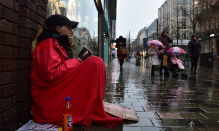 UK's first 'Alliance to End Homelessness' announced for Glasgow