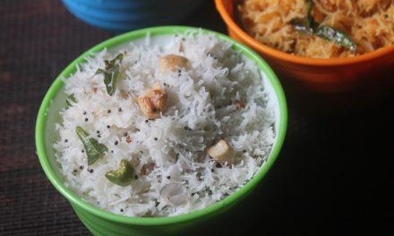 Plain Sevai Upma Recipe