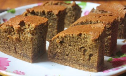 Coffee Flavoured Cake Recipe