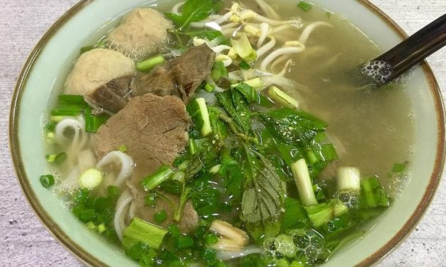 Pho a light and healthy meal, Food News & Top Stories
