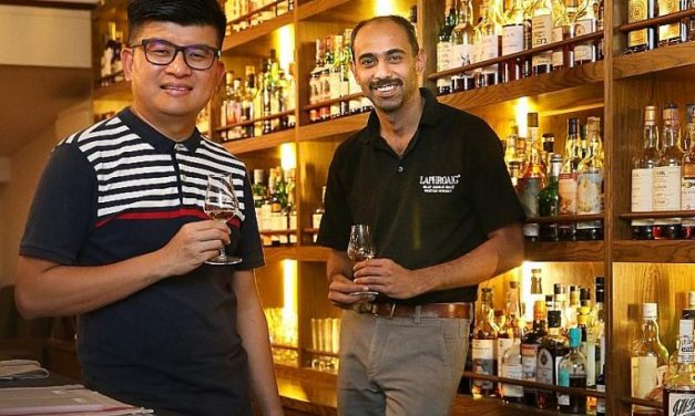 Bright, hip and serving whisky, Food News & Top Stories