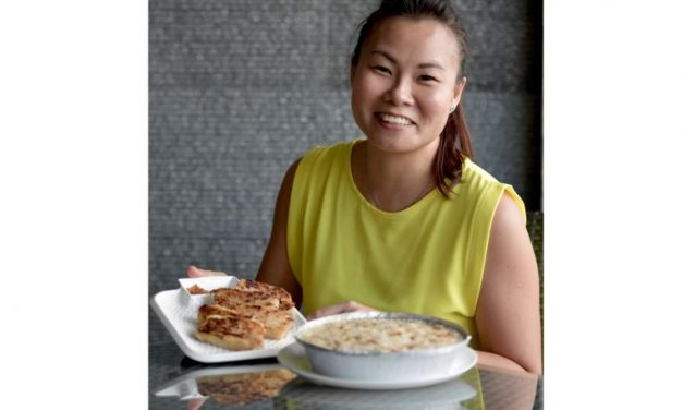 Cooking is in her genes: Recipe for Hong Kong-style radish cake, Food News & Top Stories